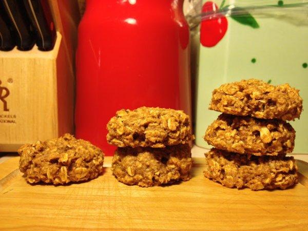 pumpkinoatmealcookies