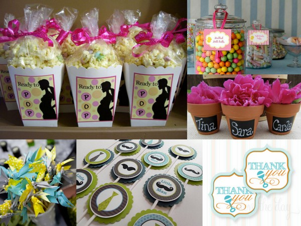 10 Tips For Planning A Creative Baby Shower ...