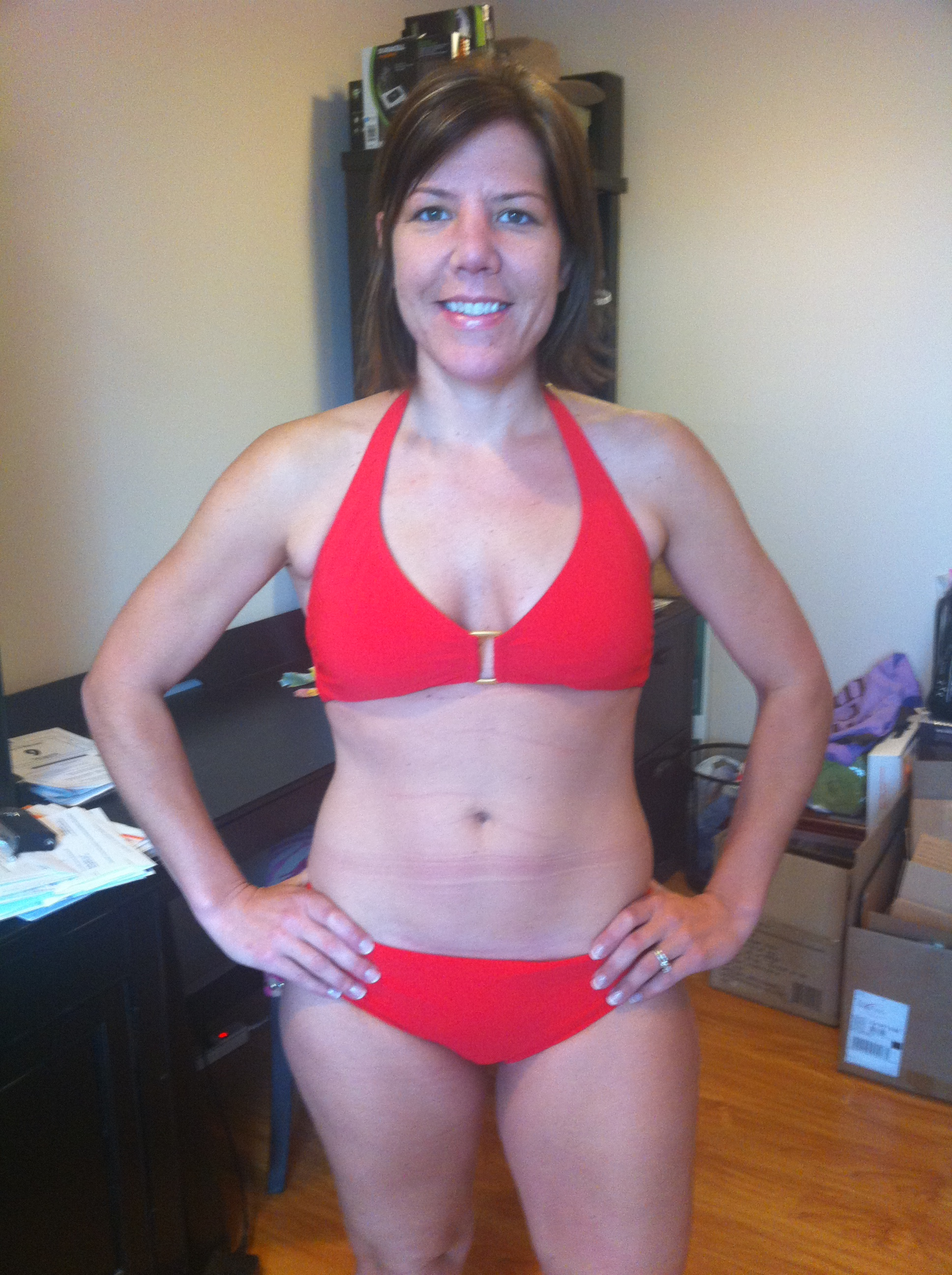 Swimsuit Confidence And A Post Baby Body