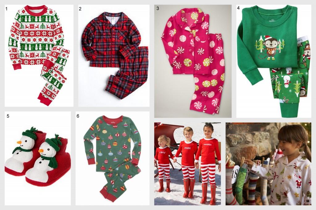 Festive Holiday Pajamas Savvy Sassy Moms