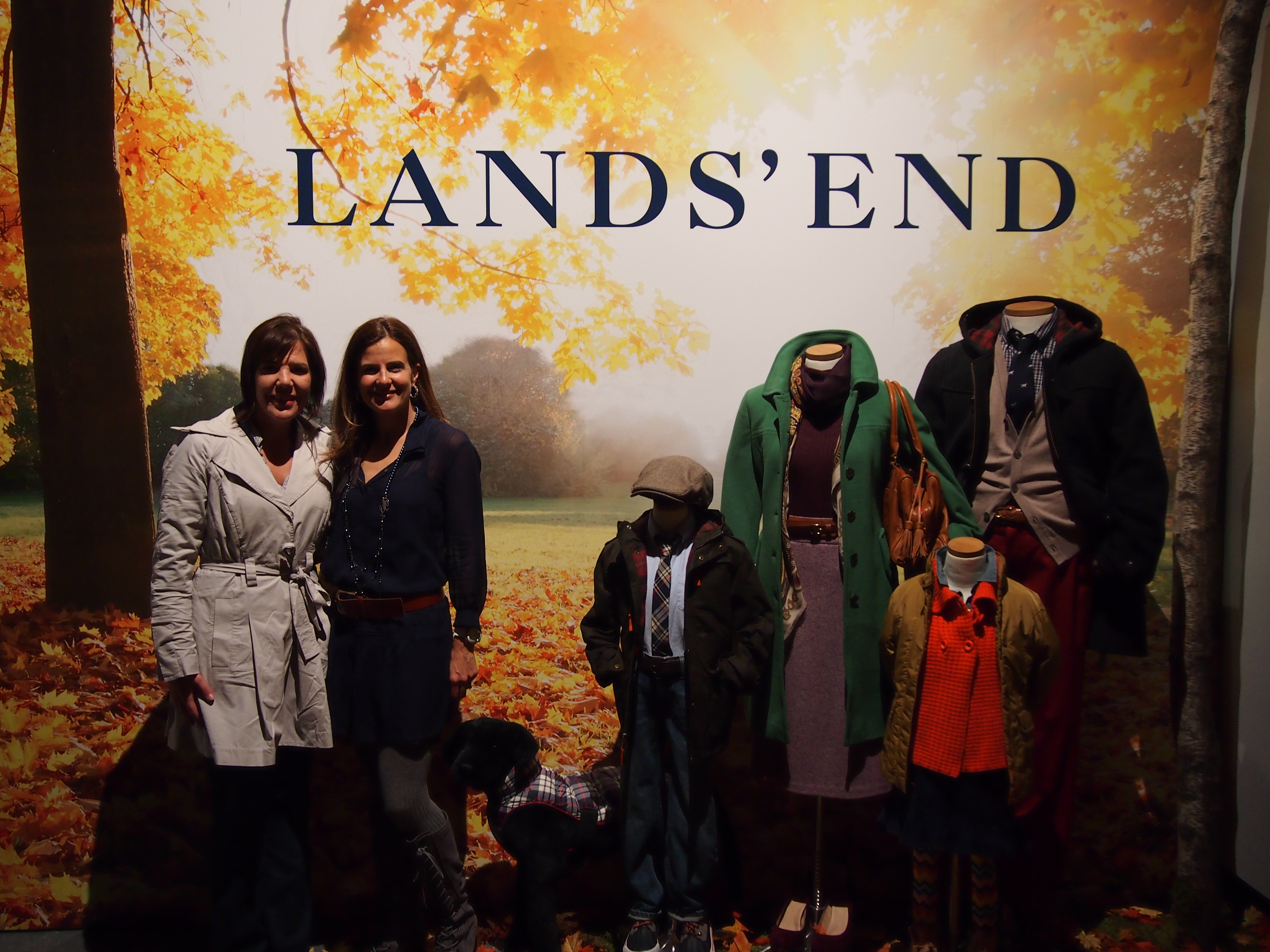 0a56cf41b68 A look at the Lands End fall fashion line-up - Savvy Sassy Moms