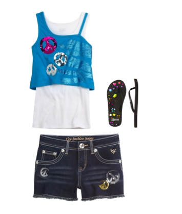 Summer Tween Style - Savvy Sassy Moms