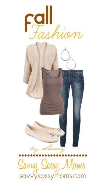 64345f9780a Casual Chic Fall Fashion - Savvy Sassy Moms