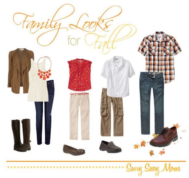 fall family fashion perfect looks for family photos savvy sassy moms
