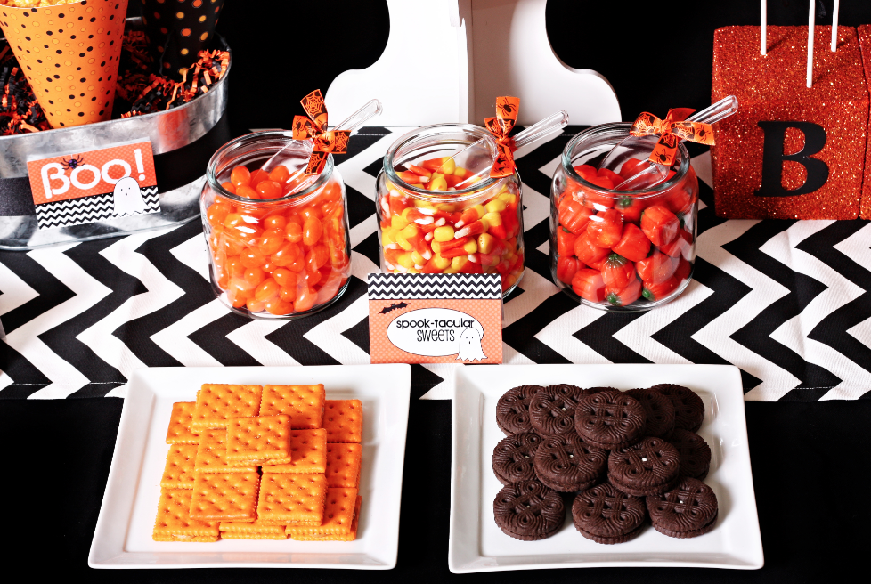halloween party ideas on a budget