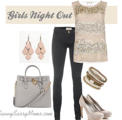 a0ff855adf Fashion Inspiration: Girls Night Out - Savvy Sassy Moms