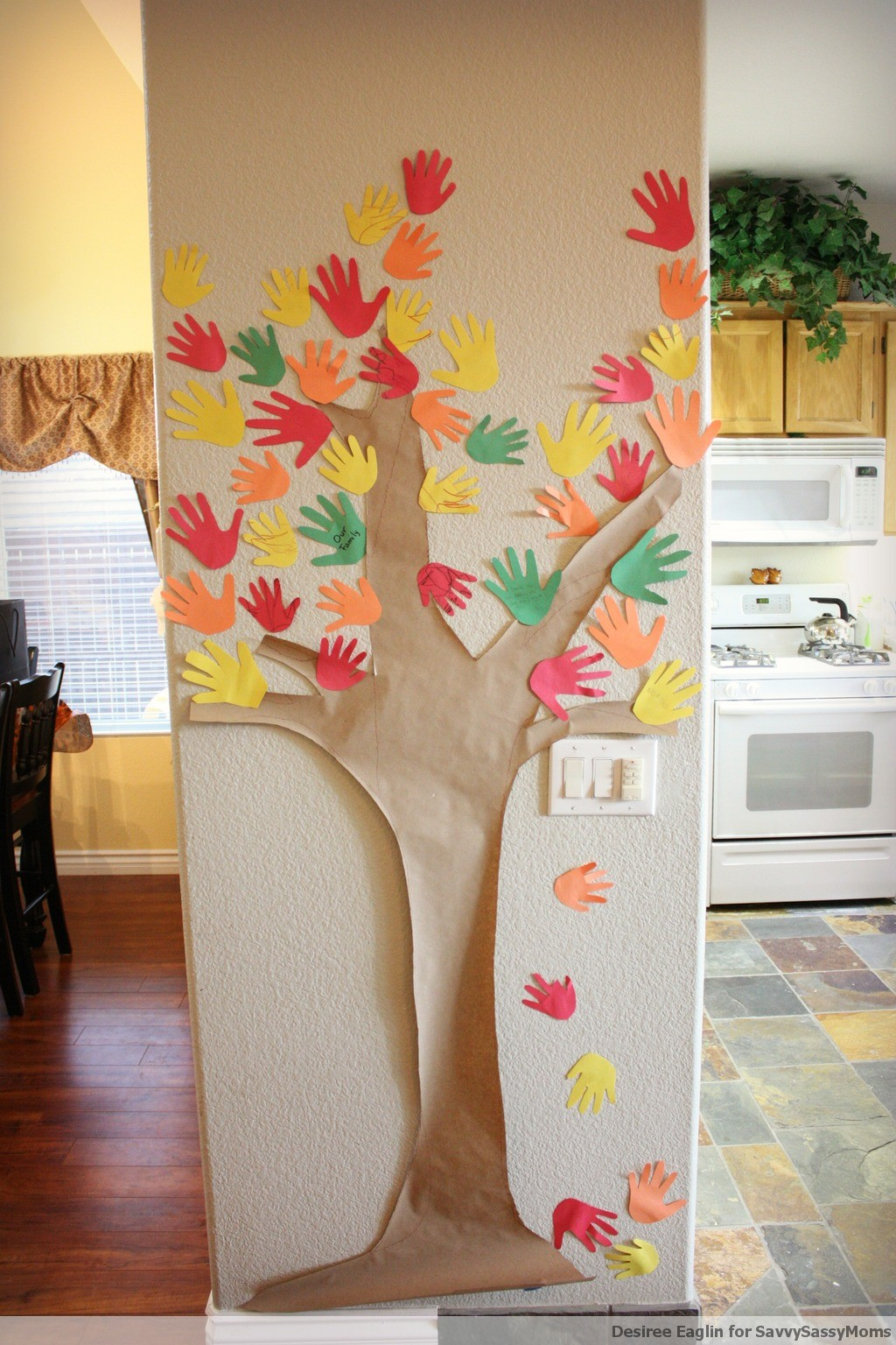 thanksgiving crafts, crafts, kids crafts, desiree eaglin, thankful