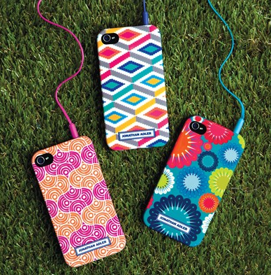 promo code f7704 4f43f Stylish tech accessories by Jonathan Adler - Savvy Sassy Moms