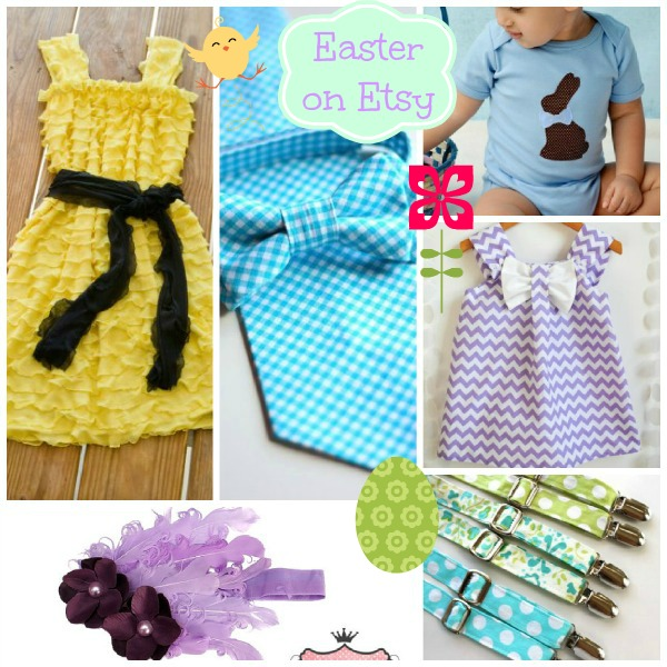 kids Easter outfits