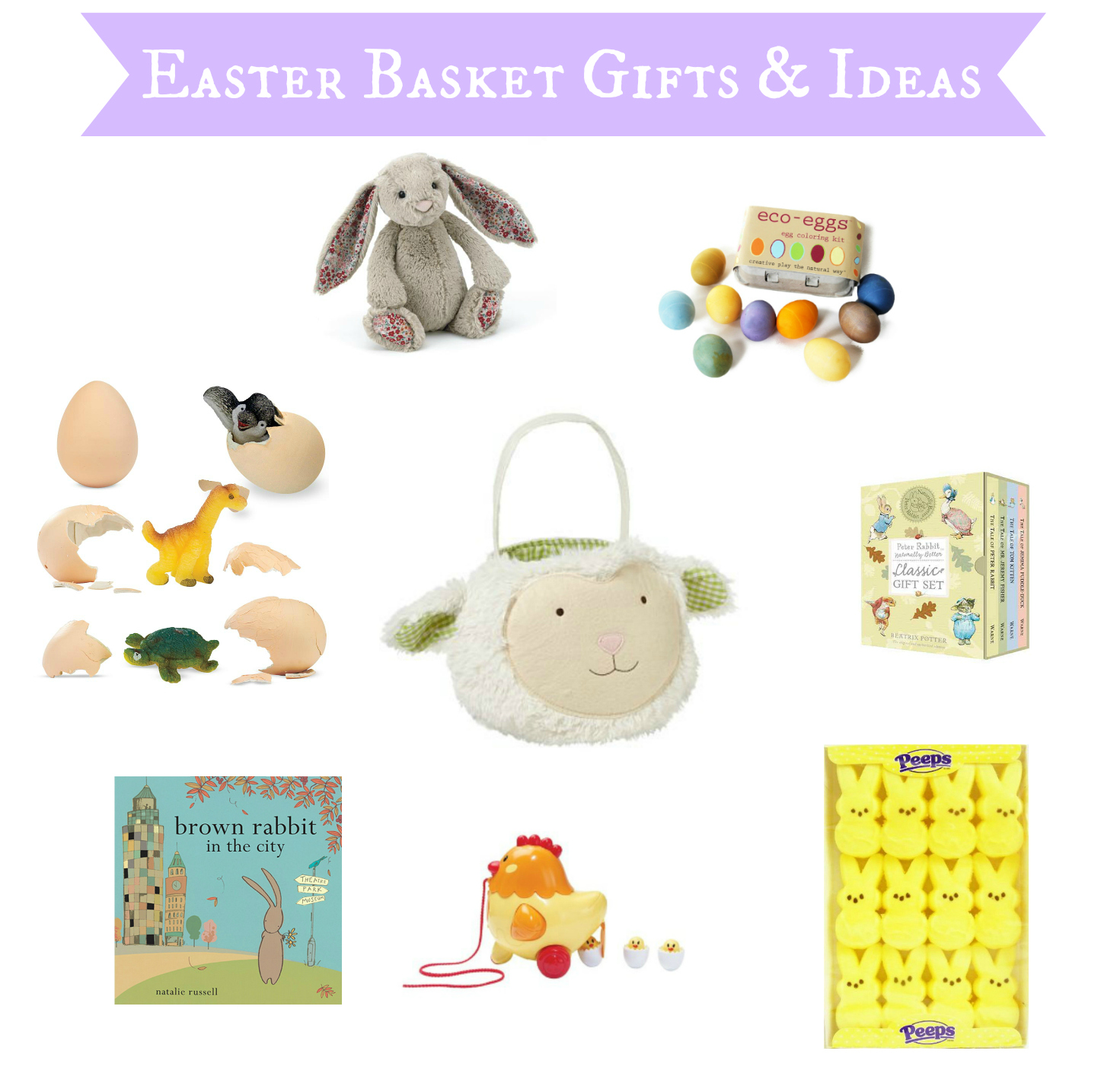 Bold easter baskets for guys savvy sassy moms time to get hopping easter basket gifts ideas negle Gallery