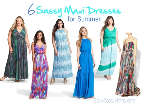 Maxi Dresses for Summer