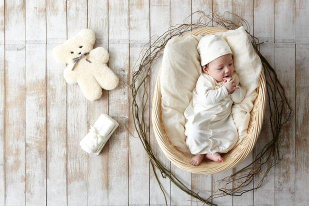 Kissy kissy offers premier newborn baby take home outfits