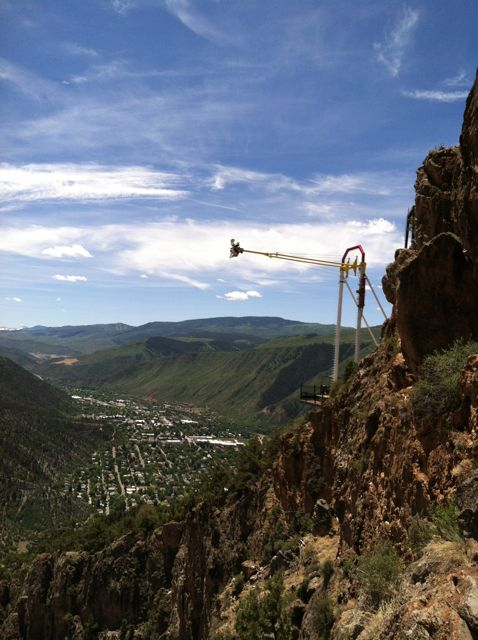 glenwood caverns and adventure park swing