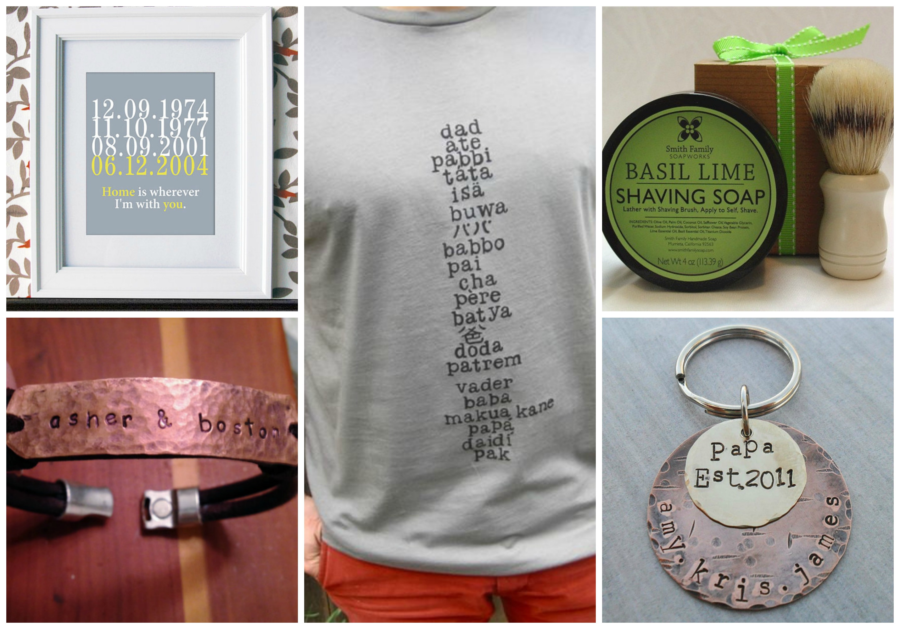 First Fathers Day Gifts From Etsy Savvy Sassy Moms