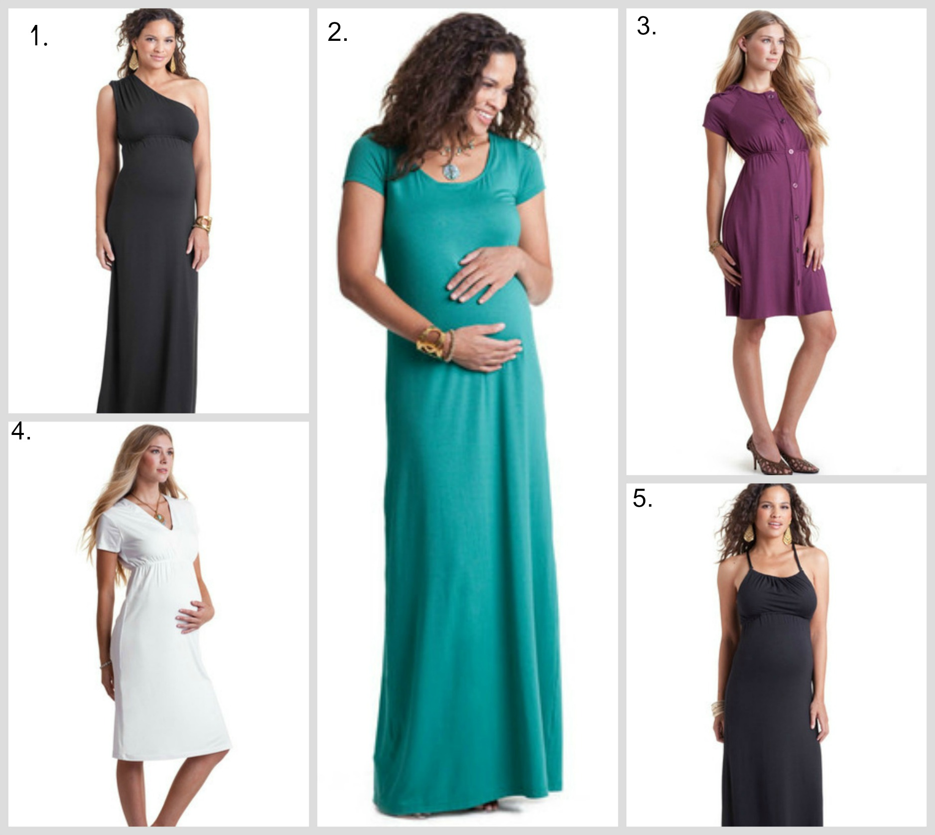 Joiful Maternity - Chic Summer Dresses - Savvy Sassy Moms