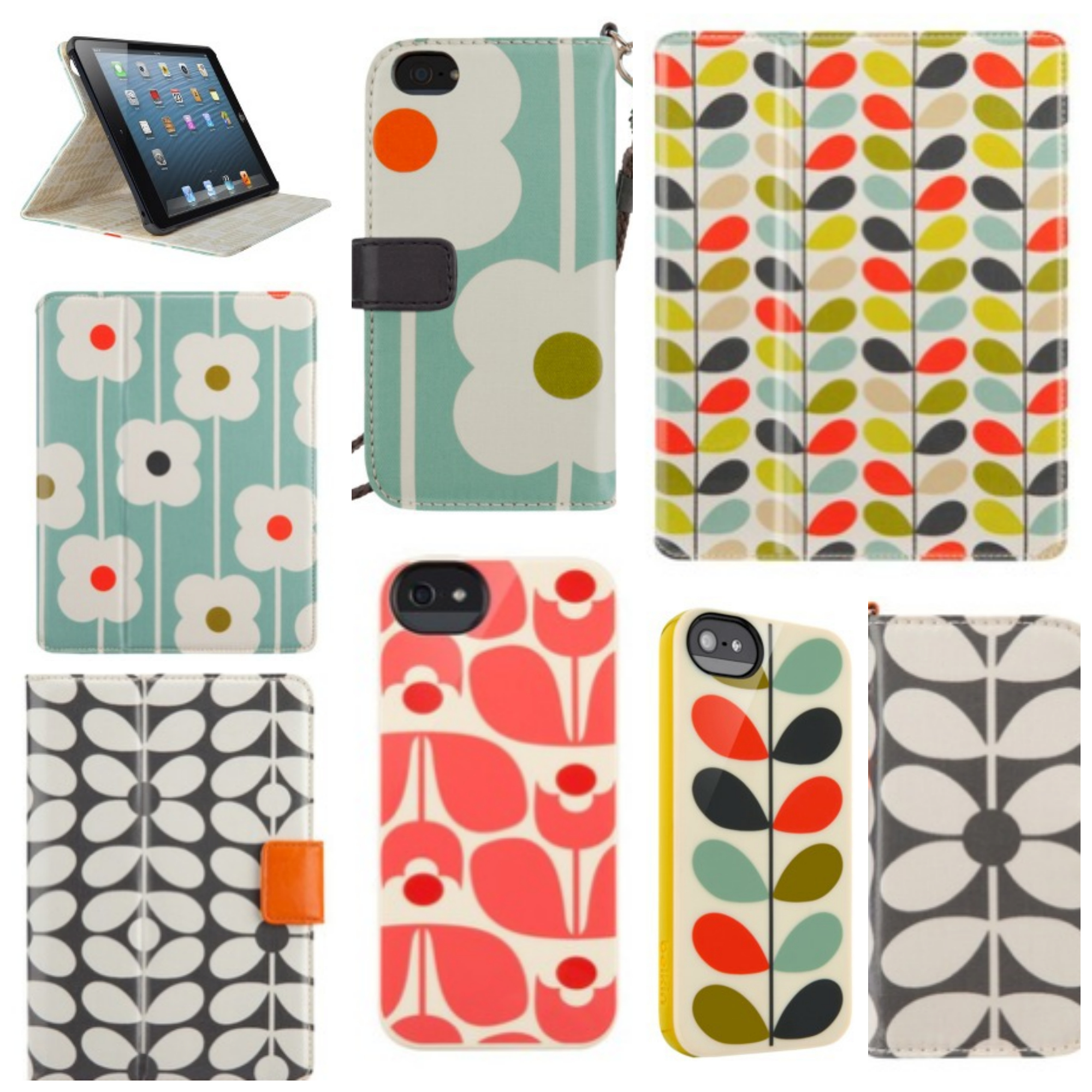 302d8ecc6642a Orla Kiely iPhone   iPad Accessories at Target - Savvy Sassy Moms