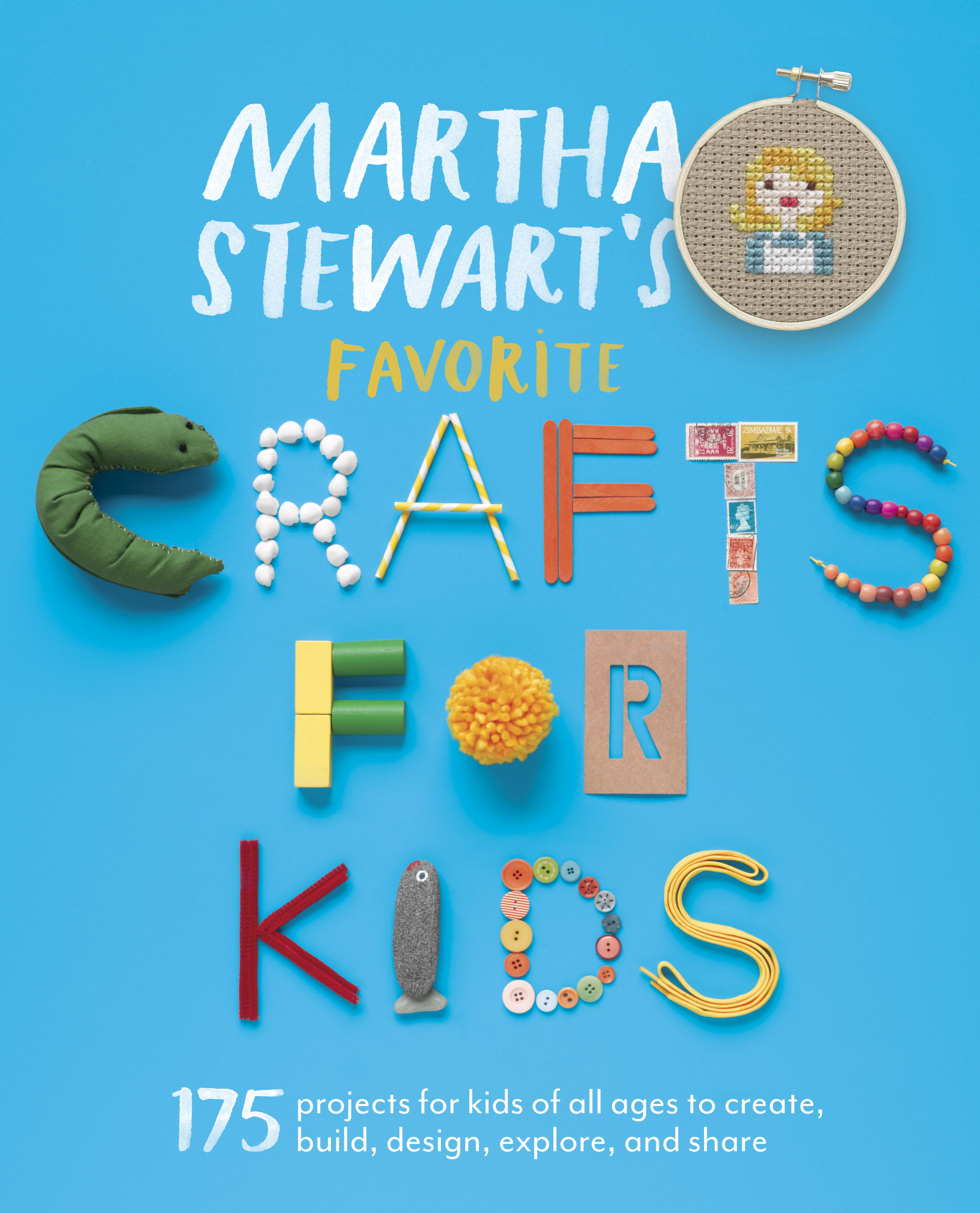 Last Minute Summer Arts And Crafts Ideas From Martha Stewart Savvy