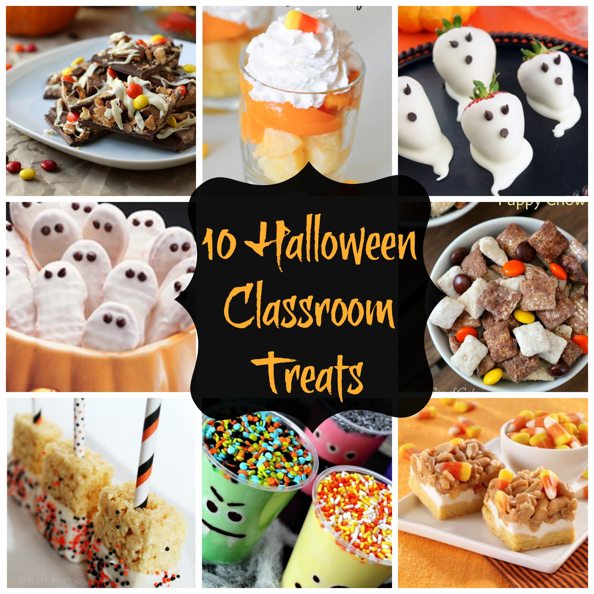 10 Halloween Treats For The Classroom