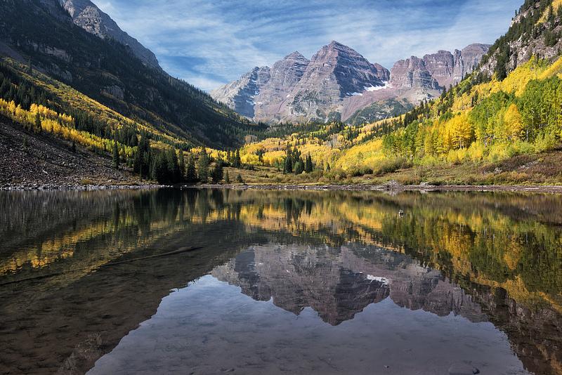 Colorado in Fall   Aspen