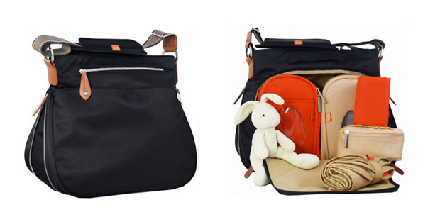 Pacapod diaper bag