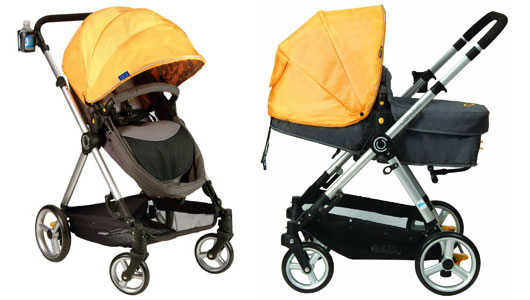Contours And Mountain Buggy Introduce Luxury City Strollers Savvy