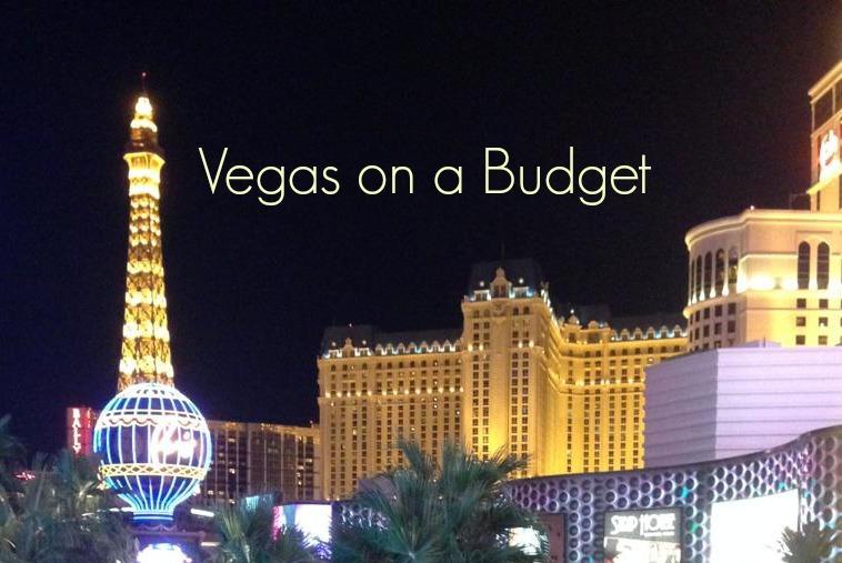 vegas on a budget