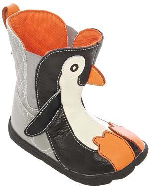 Zooligans Penguin Boots