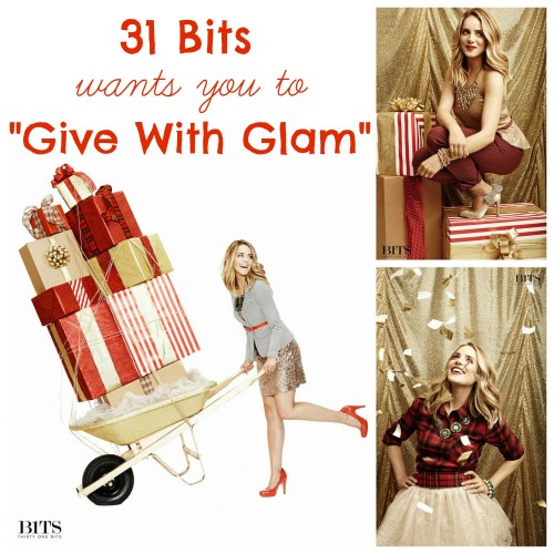 Give With Glam holiday jewelry