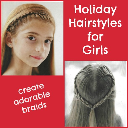 Cozy Friedman hair for girls