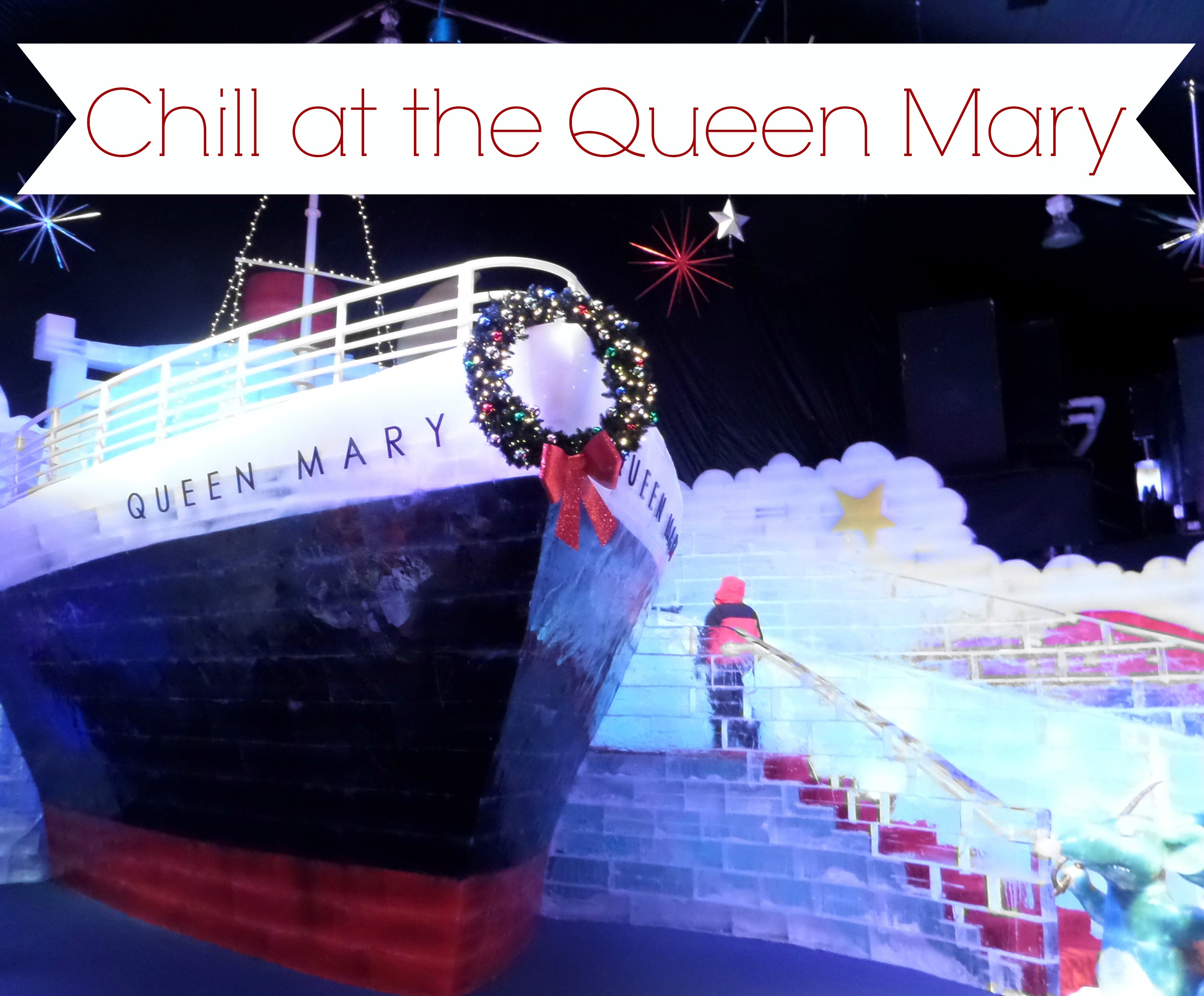 Chill at the Queen Mary