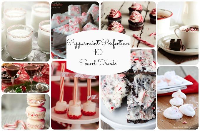 peppermint desserts