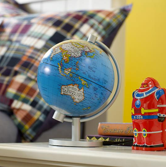 globe night light Land of Nod