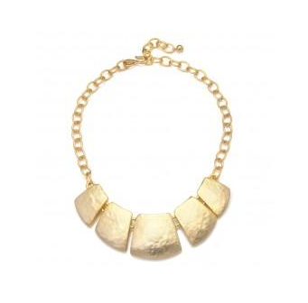 gold fashion accessories