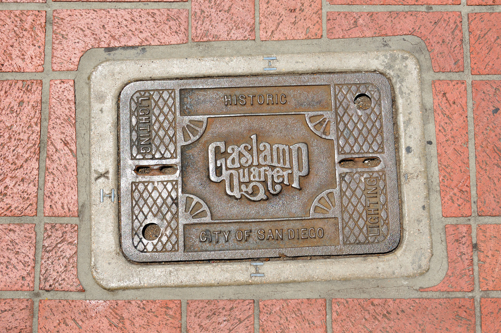 San Diego 101: Gaslamp District
