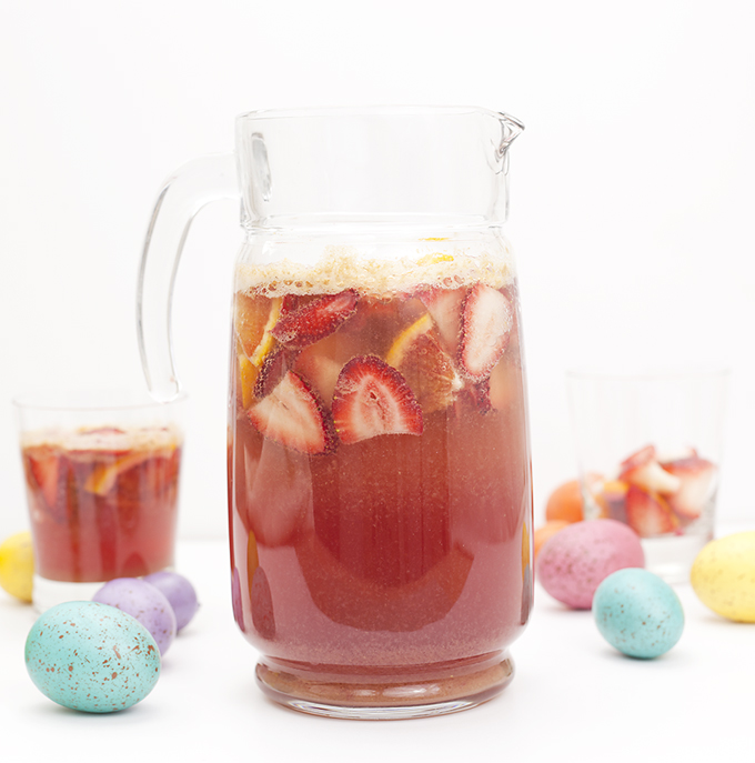 kid-friendly easter punch