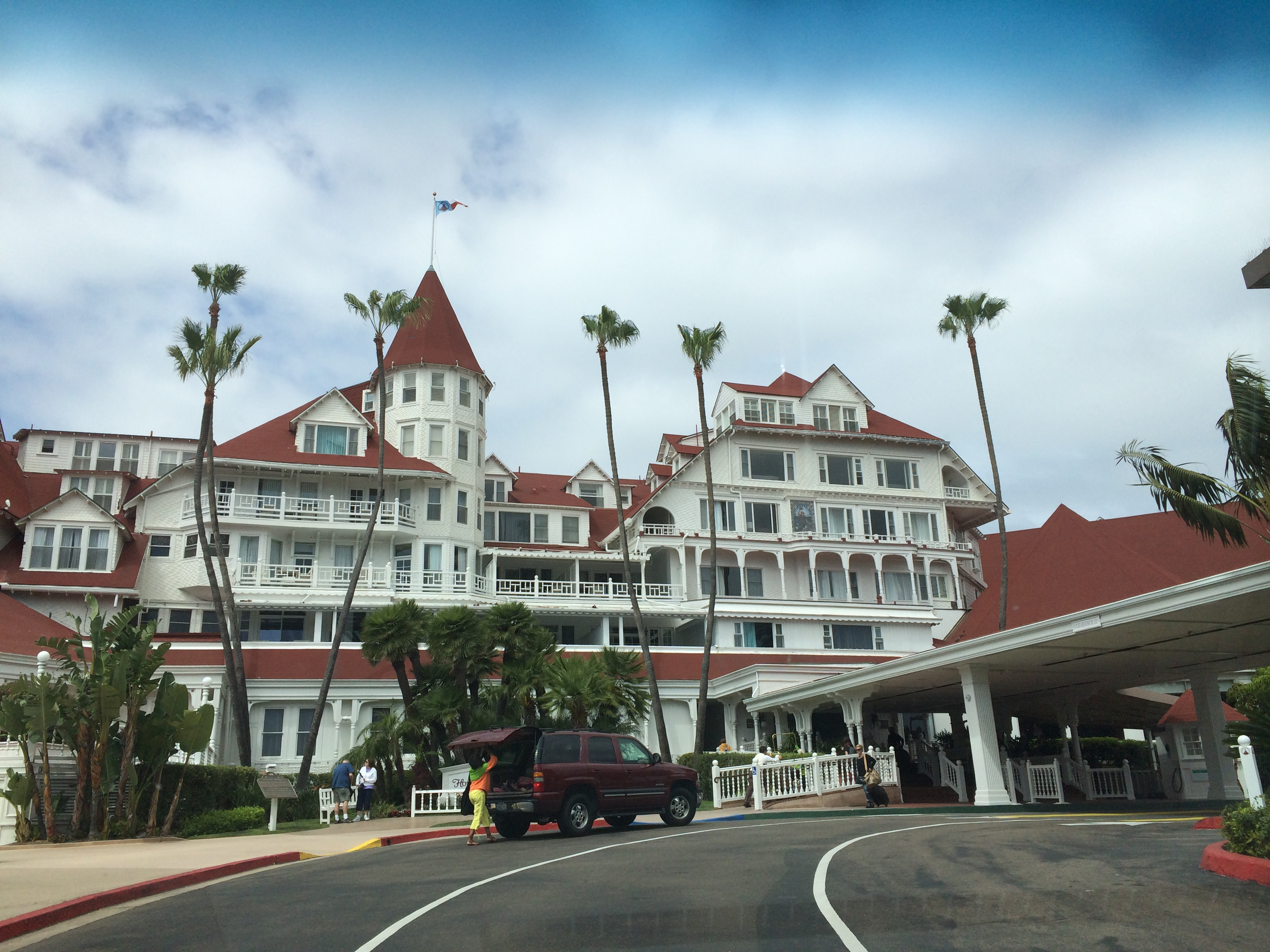 Where to stay in Coronado Island
