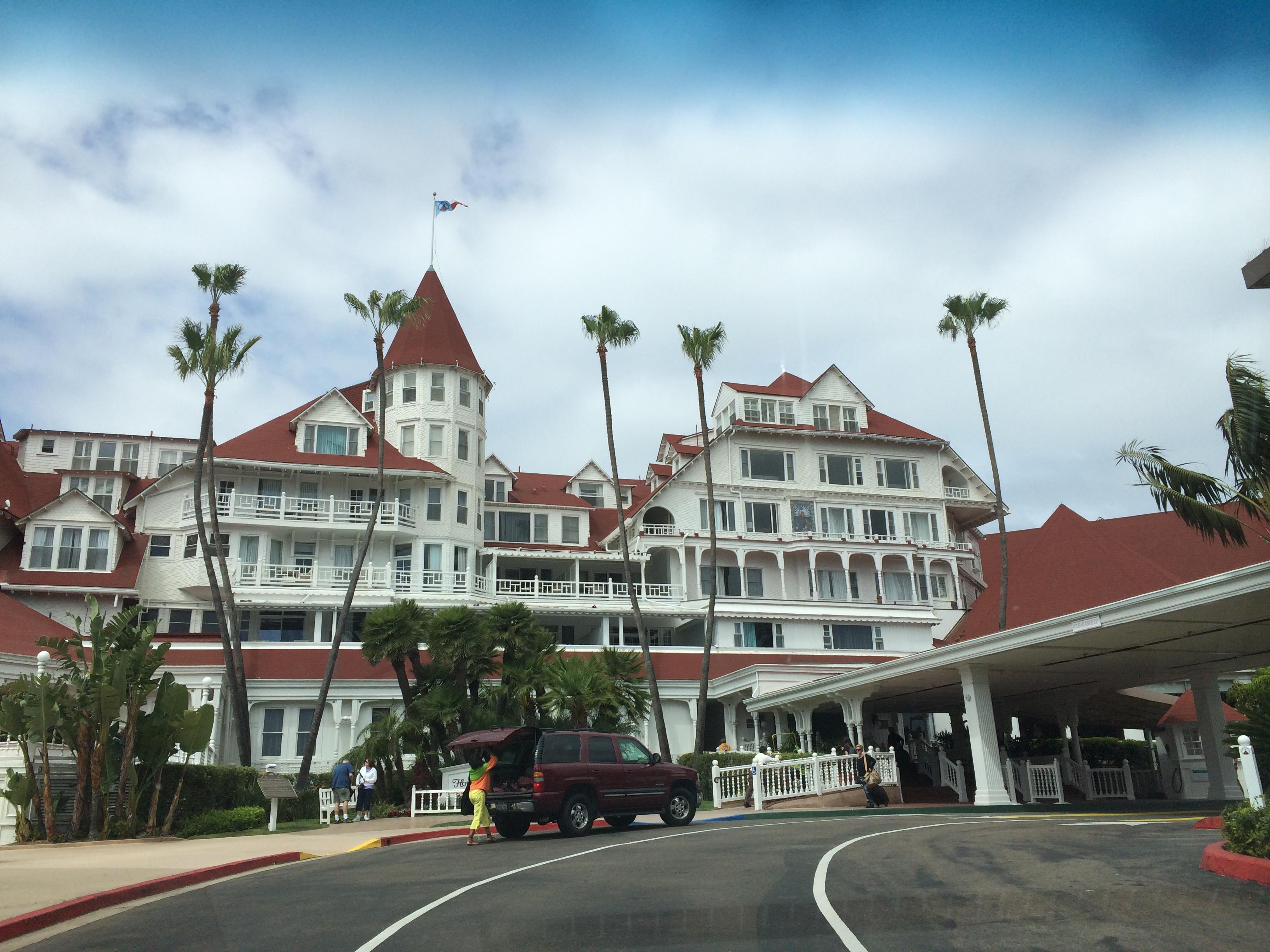 Where to stay in Coronado Island
