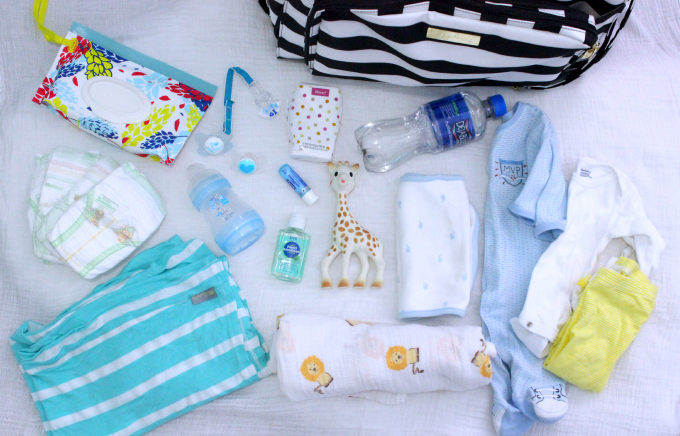 things in my diaper bag
