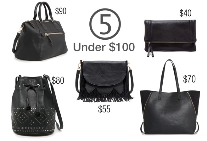 Five Fabulous Handbags Under 100 Savvy Sassy Moms