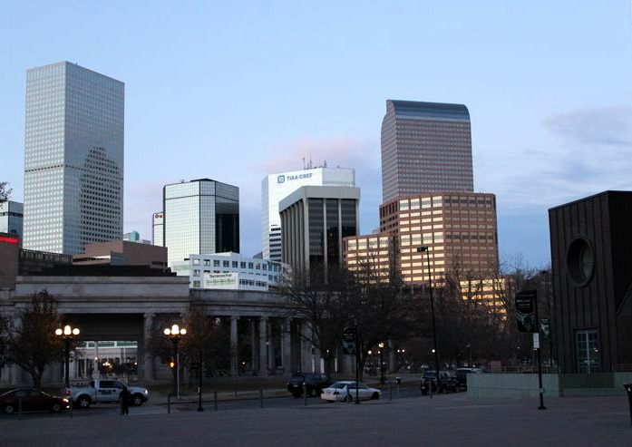 Downtown Denver Colorado Family Travel