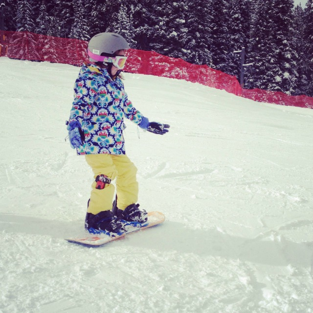 Family Ski Vacation at Copper Mountain