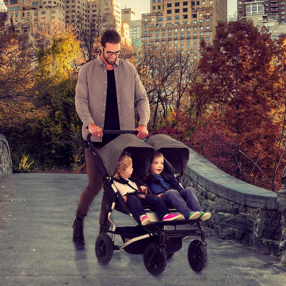 Your Double Stroller Tandem Or Side By Side