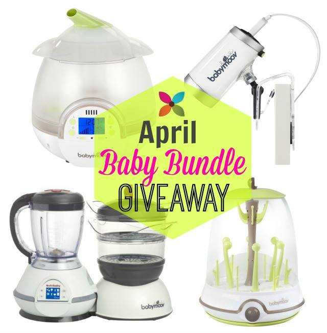 April Baby Bundle Giveaway