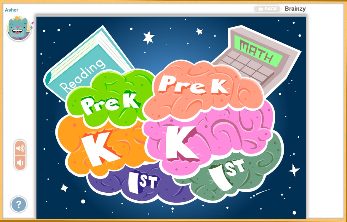 Websites for Preschoolers