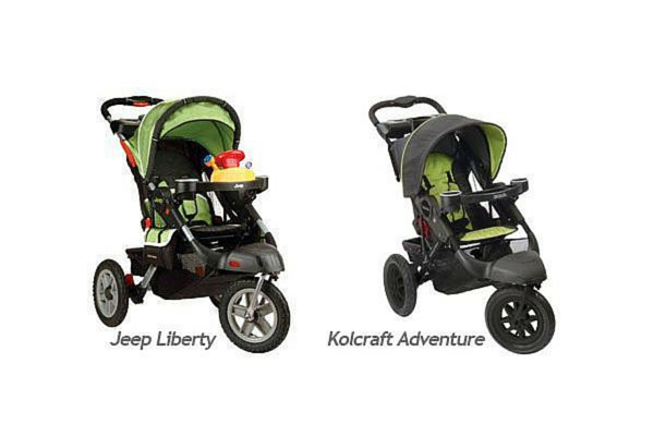 Jeep Strollers Now Kolcraft
