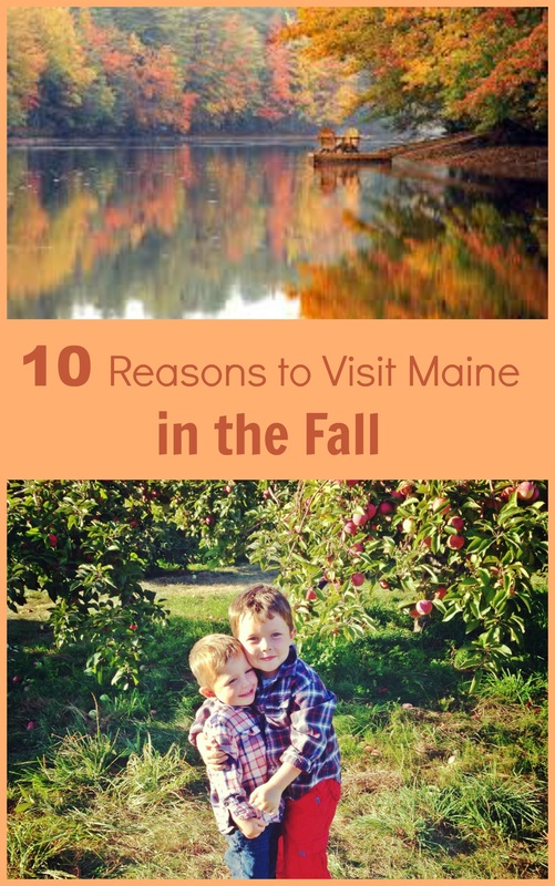 10 reasons to visit maine in fall savvy sassy moms for How much to build a house in maine