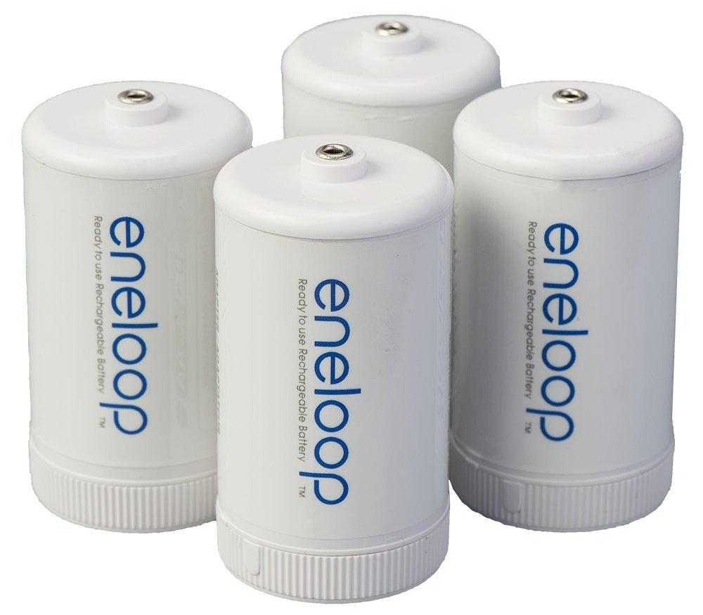 eneloop Batteries from Panasonic