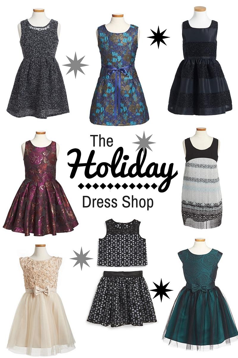 Holiday Dresses 2015