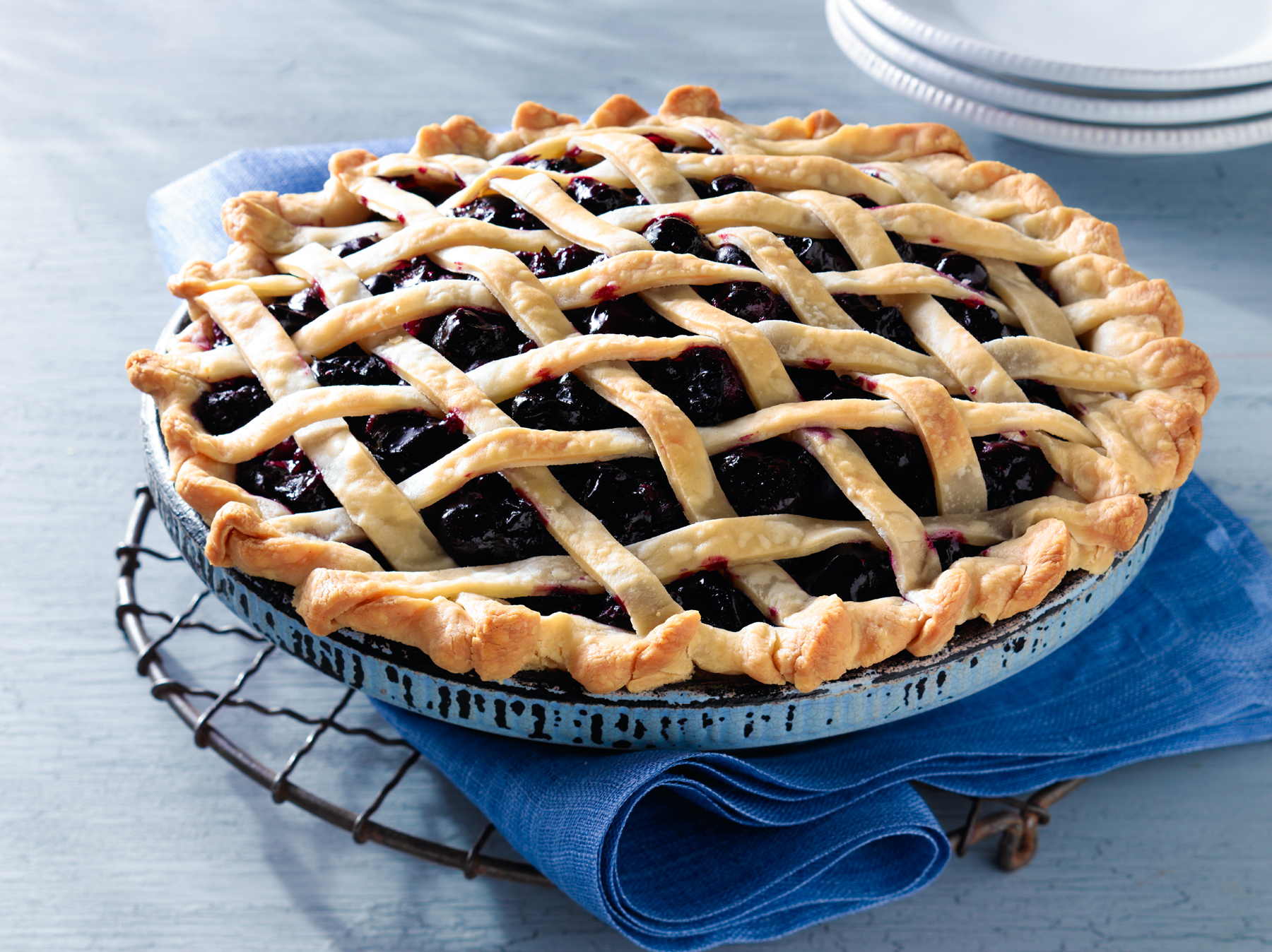 6 Holiday Dishes Using Blueberries