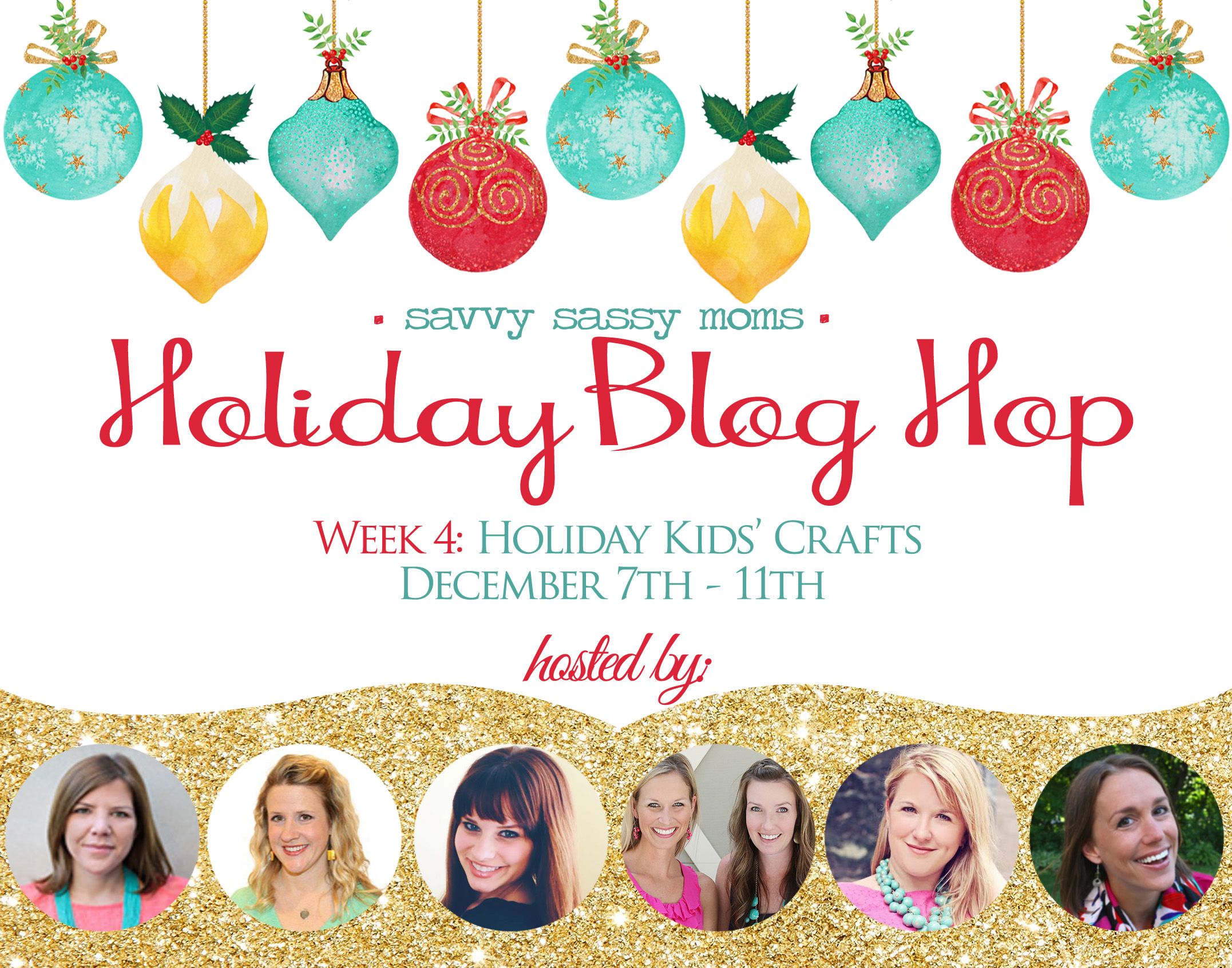 Holiday Blog Hop Week 4